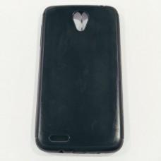 Бампер для смартфону Lenovo S650 Чорний