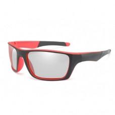 Фотохромные спортивные очки KP1082-BS Красный