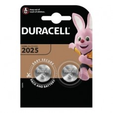 Батарейка щелочная Duracell 2025