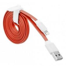USB кабель Hoco UPL18 Red Lightning 1.2 метра Красный