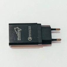 Мережевий зарядний пристрій Husky 3.5A Чорний