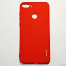 Бампер для Huawei P-Smart Smit Красный