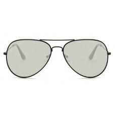 """Фотохромные очки """"Капли"""", """"Авиатор"""" Черный"""