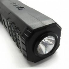 Портативная колонка TK21 с фонариком Черный