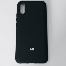 Бампер для Xiaomi Redmi 9A Черный