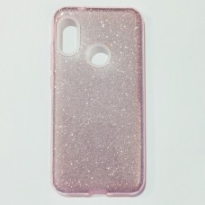 Бампер для Xiaomi Mi A2 Lite Рожевий
