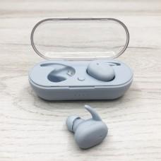 Bluetooth TWS навушники Yookie YKS1 Сірий