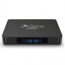 Smart TV box X96Q Pro 2/16GB Чорний