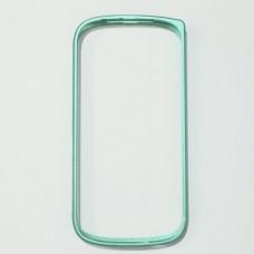 Металическая защитная рамка для Yota Phone 2 Бирюзовый