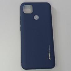 Бампер захисний для Xiaomi Redmi 9C Синій