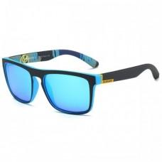 Сонцезахисні окуляри Dubery Чорний+Синй+Синій