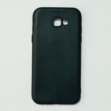 Бампер для Samsung A720 Черный