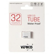 USB Flash 32 GB Verico Tube Белый