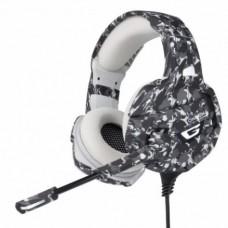 Наушники для ПК с микрофоном Onikuma K5 Хаки