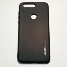 Бампер для Huawei Honor 8 Smit Черный