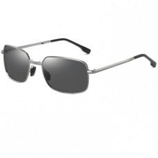 Складывающиеся, фотохромные очки для мужчин VIVIBEE Серый