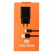 Сетевое зарядное устройство Xiaomi 2,5 A micro USB 3.0 Quick Charge ORIGINAL Черный