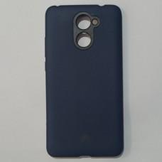 Бампер для Huawei Y7 Prime Синій