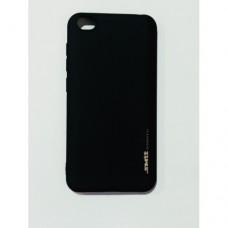 Бампер для Xiaomi Redmi Go Smit Черный