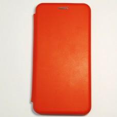 Чехол-книжка для Huawei Y6 2018 Fashion Красный