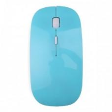 Беспроводная компьютерная мышь RV77 Голубой