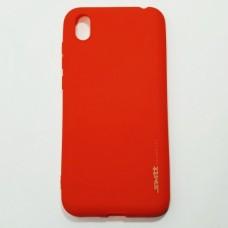 Бампер для Huawei Y5 2019 года Smit Красный