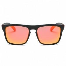 Cолнцезащитные очки Dubery Черный+Красный