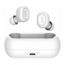 Bluetooth TWS навушники QCY T1C Білий