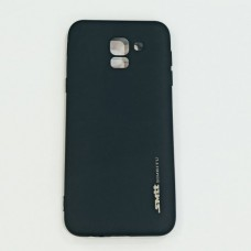 Бампер для Samsung J6 2018 Smit Черный