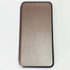 Чехол книжка Fashion для Xiaomi Redmi Note 10 Pro Серый