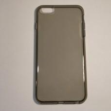 Бампер для iPhone 6/6S Plus силиконовый Premium Прозрачный